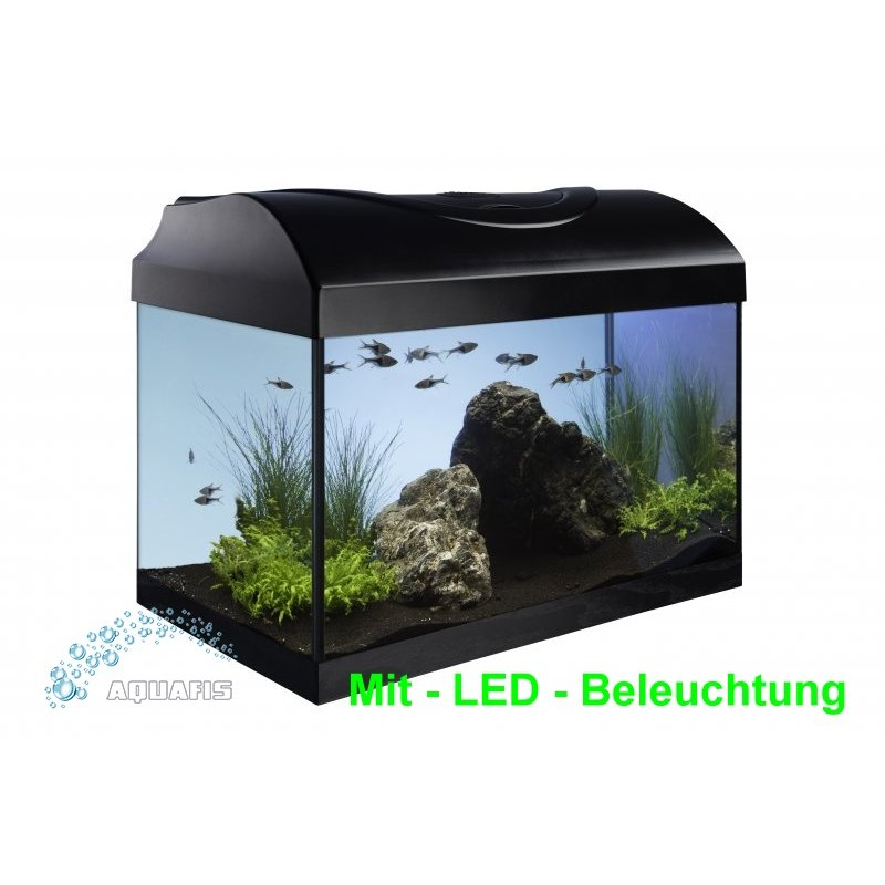Aquarium set diversa startup extra led set 40 cm komplett for Aquarium einsteiger