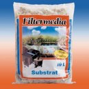 Filter-Substrat 16 - 32 mm 10 Liter