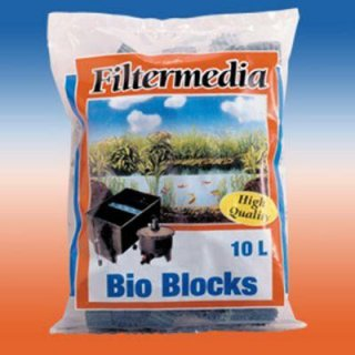 Bio-Blocks 10 L Filtermedium