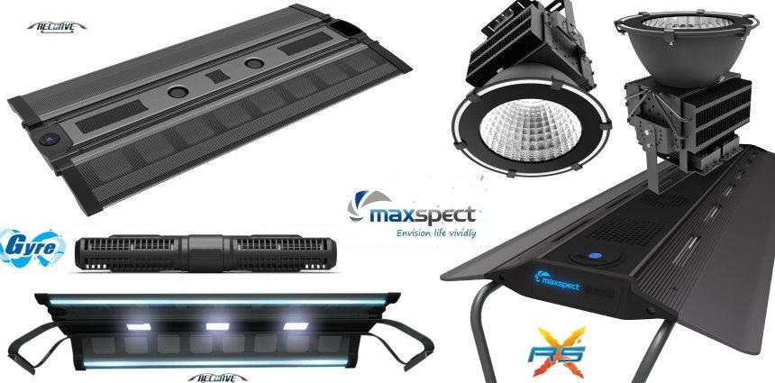 Maxspect LED macht Ihr Hobby zur Leidenschaft